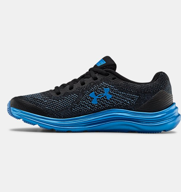 Grade School UA Liquify Running Shoes
