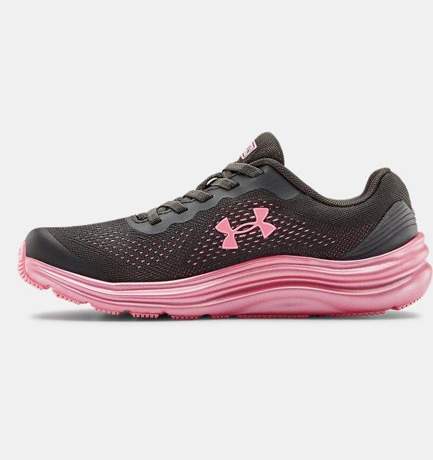 Pre-School UA Liquify Running Shoes
