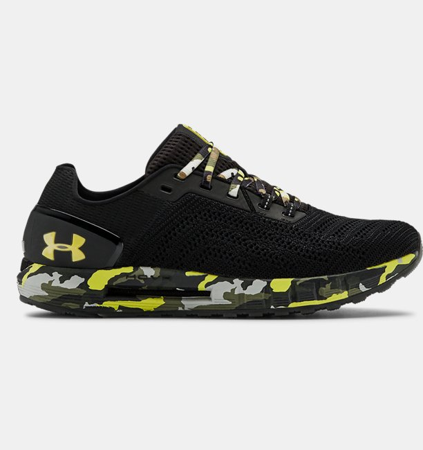 Mens UA HOVR™ Sonic 2 Camo Running Shoes