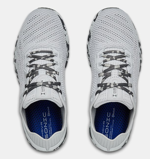 Mens UA HOVR™ Sonic 2 Camo Running Shoes