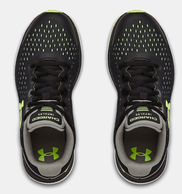 Primary School UA Charged Impulse Running Shoes