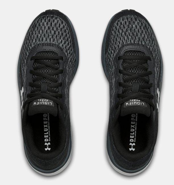 Mens UA Liquify Rebel Running Shoes