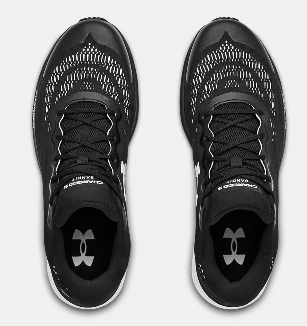 Mens UA Charged Bandit 6 Running Shoes