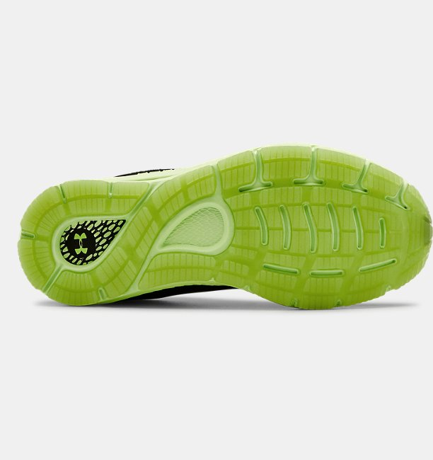 Primary School UA HOVR™ Sonic 3 Glow Running Shoes