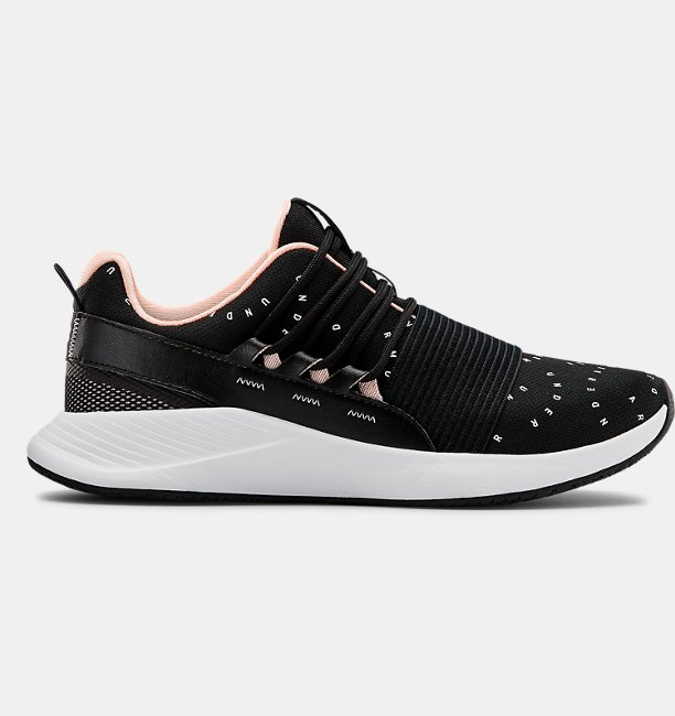 Womens UA Charged Breathe MCRPRNT Sportstyle Shoes