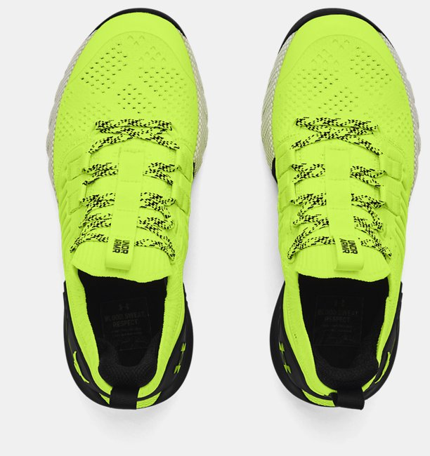 Primary School UA Project Rock 3 Training Shoes