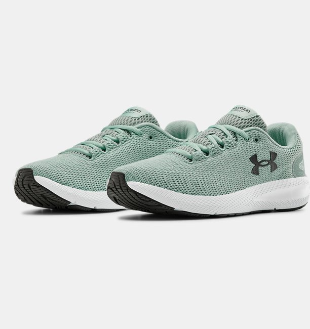 Womens UA Charged Pursuit 2 Twist Running Shoes