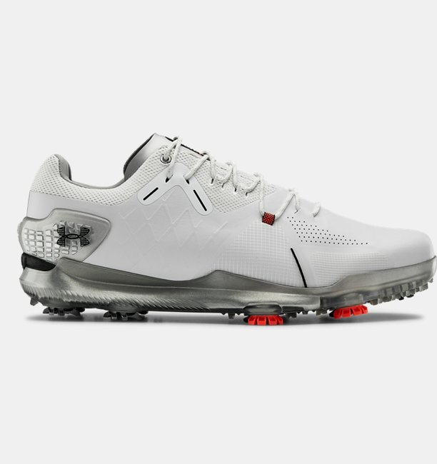 Mens UA Spieth 4 GORE-TEX® Wide EE Golf Shoes