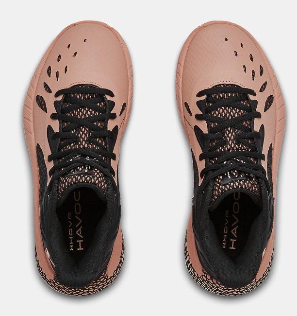 Womens UA HOVR™ Havoc 3 Basketball Shoes