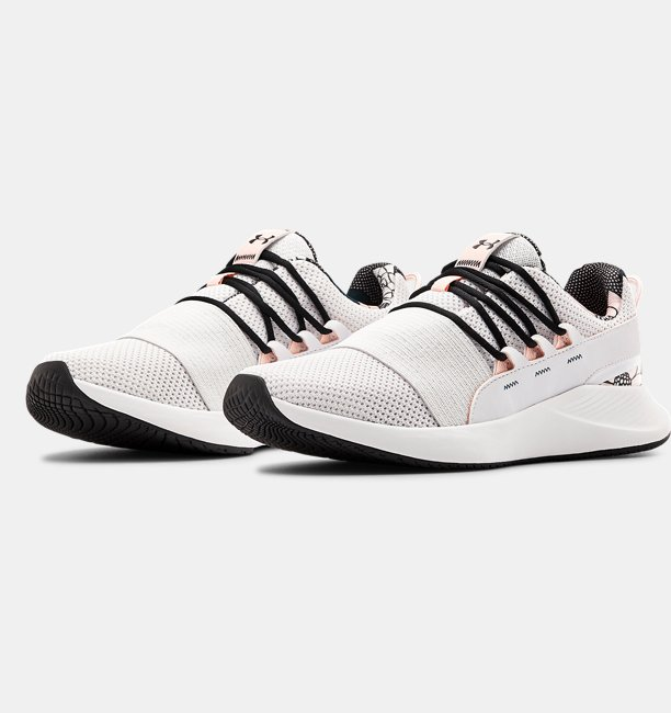 Womens UA Charged Breathe FN Print Sportstyle Shoes