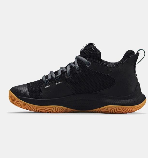 Grade School UA 3Z5 Basketball Shoes