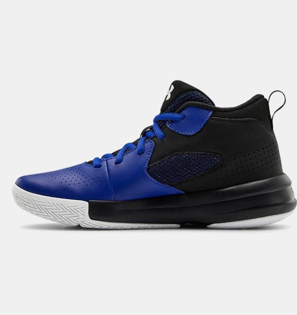 Primary School UA Lockdown 5 Basketball Shoes
