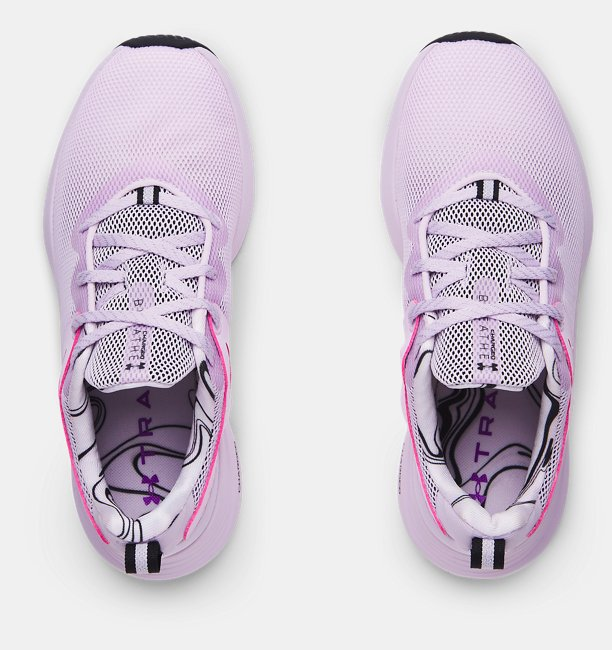 Womens UA Charged Breathe Trainer 2 LUX Training Shoes