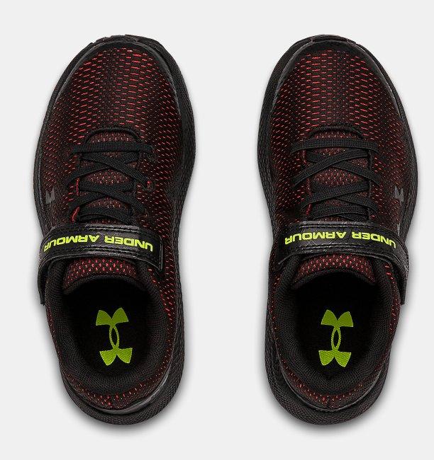 Boys Pre-School UA Pursuit 2 AC Venom AL Running Shoes