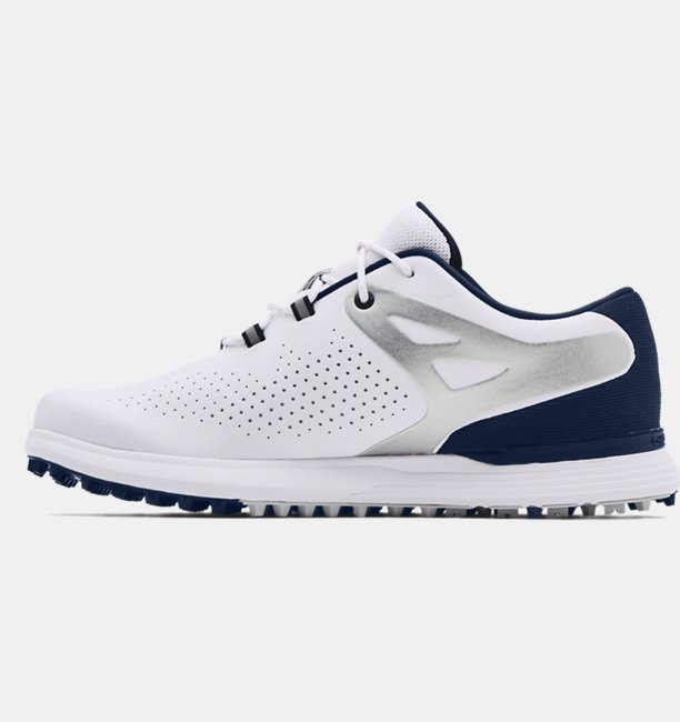 Womens UA Charged Breathe Spikeless Golf Shoes