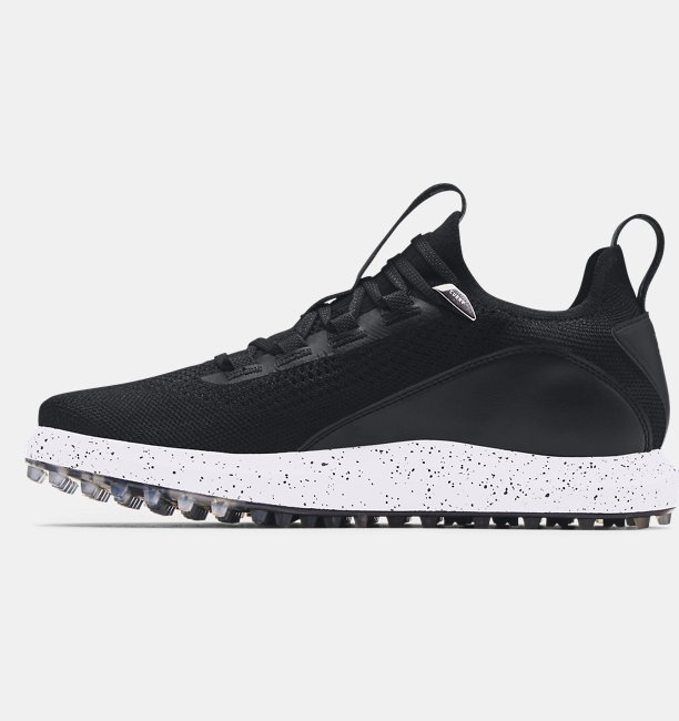 Mens Curry 8 Spikeless Golf Shoes