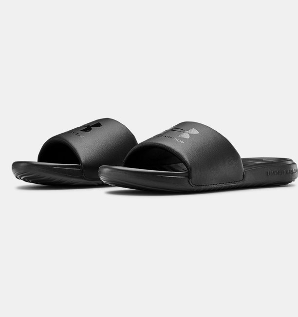 Mens UA Ansa Fixed Slides
