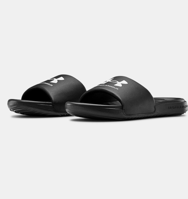 Jungen Slides UA Ansa Fixed