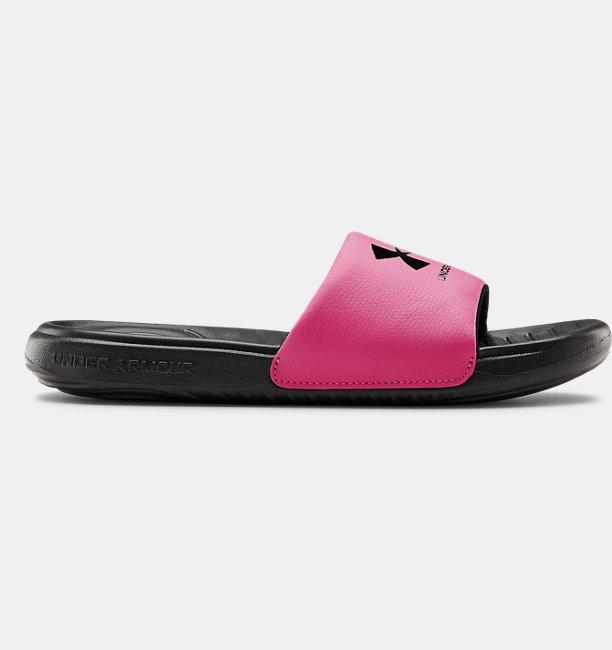 Girls UA Ansa Fixed Slides