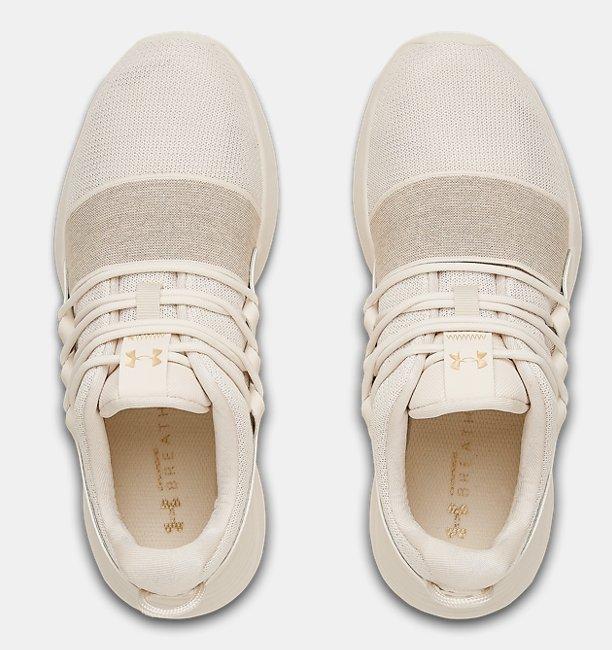 Womens UA Charged Breathe Metallic Sportstyle Shoes