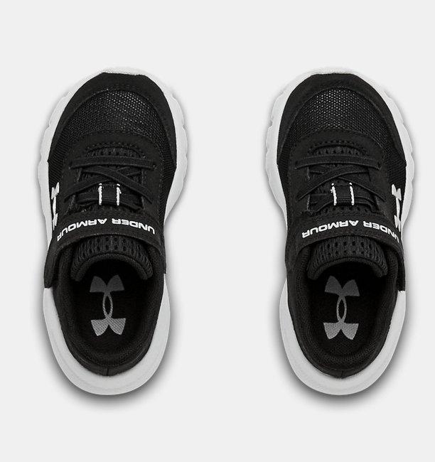 Erkek Bebek UA Assert 8 Koşu Ayakkabısı