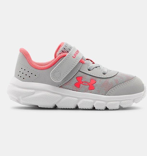 Kız Bebek UA Assert 8 Koşu Ayakkabısı
