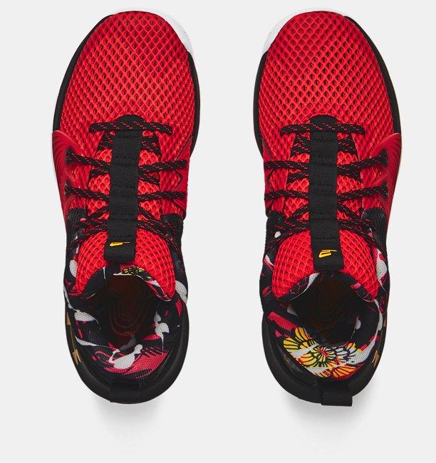 Unisex UA Embiid One CNY Basketball Shoes