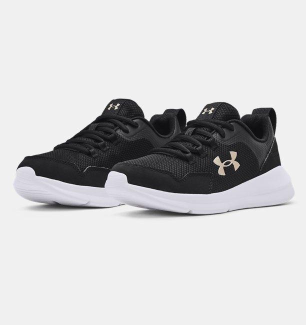 Girls Grade School UA Essential Sportstyle Shoes