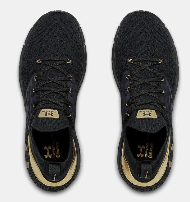 Mens UA HOVR™ Phantom 2 Metallic Running Shoes