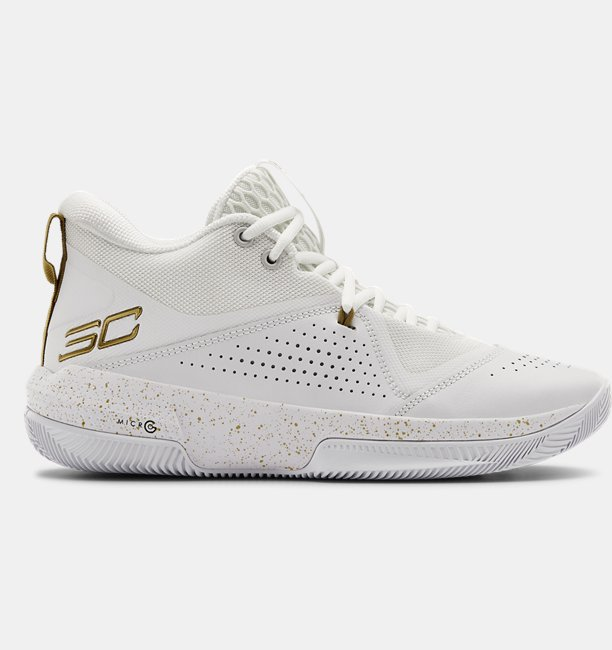 Adult UA SC 3ZER0 IV Basketball Shoes