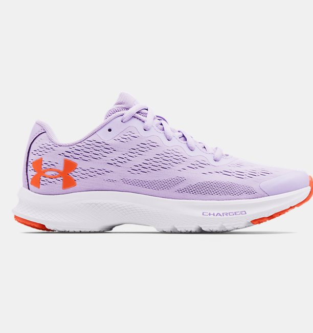 Girls Primary School UA Charged Bandit 6 Running Shoes