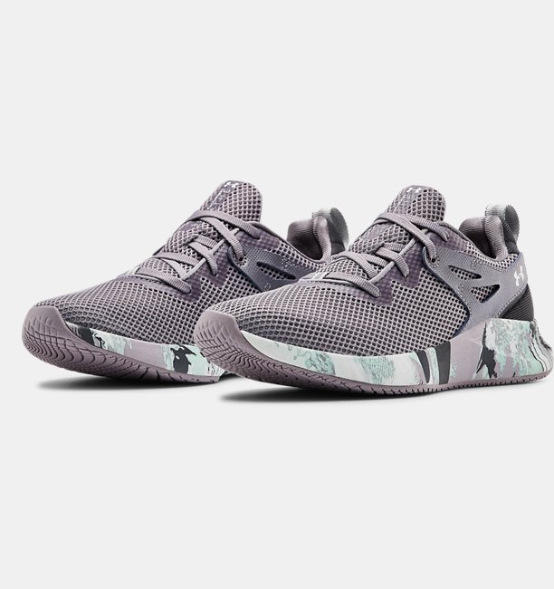 Damen UA Charged Breathe Trainer 2 Marble Trainingsschuhe