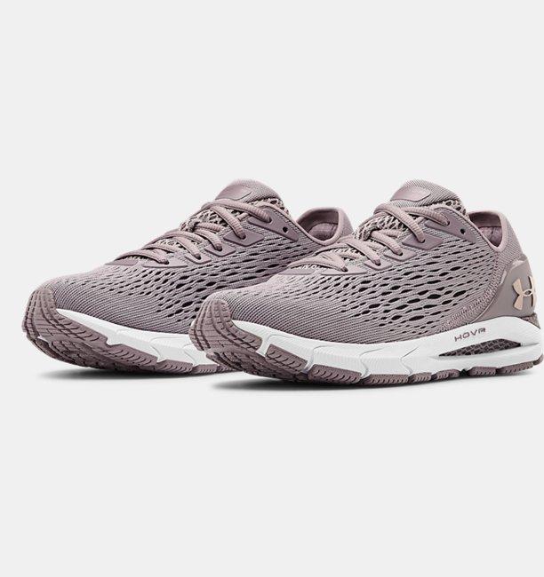 Womens UA HOVR™ Sonic 3 Metallic Running Shoes