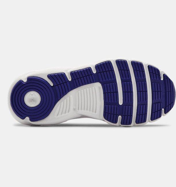 Girls Pre-School UA Assert 8 AC Frosty Running Shoes