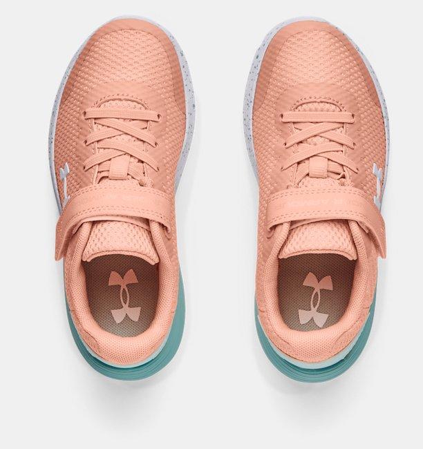 Girls Pre-School UA Surge 2 AC Fade Running Shoes
