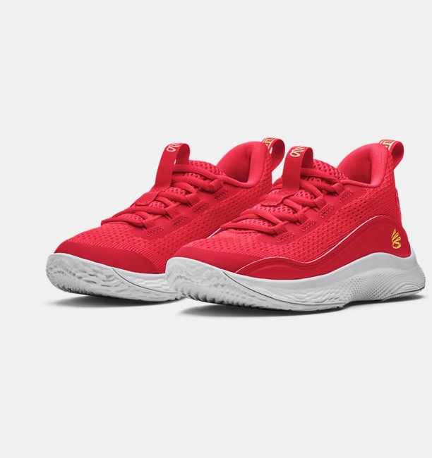 Pre-School Curry 8 Basketball Shoes