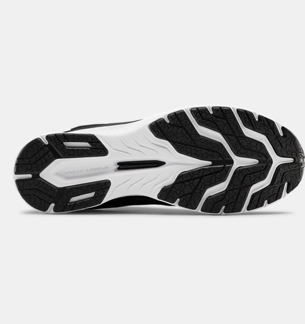 Mens UA Charged Bandit 6 Wide 2E Running Shoes