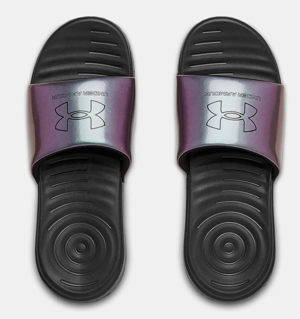 Mens UA Ansa LE Slides