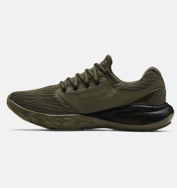 Mens UA Charged Vantage Camo Running Shoes