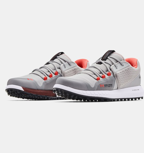 Mens UA HOVR™ Forge RC Spikeless Golf Shoes