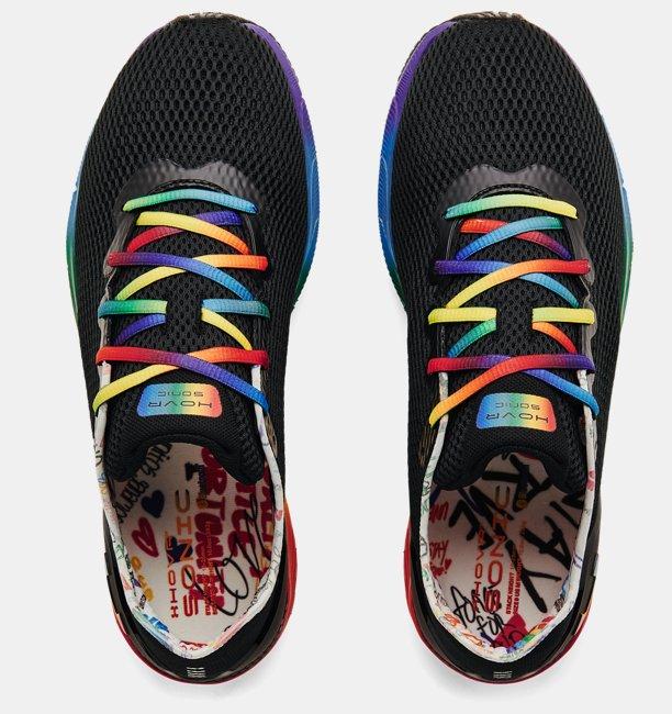 Mens UA HOVR™ Sonic 4 Pride Running Shoes