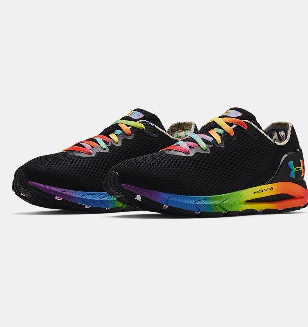 Womens UA HOVR™ Sonic 4 Pride Running Shoes