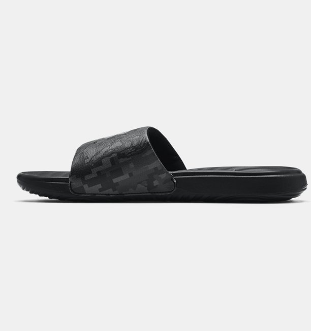 Mens UA Ansa Graphic Slides