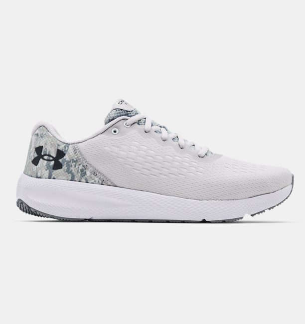 Mens UA Charged Pursuit 2 SE Camo Running Shoes
