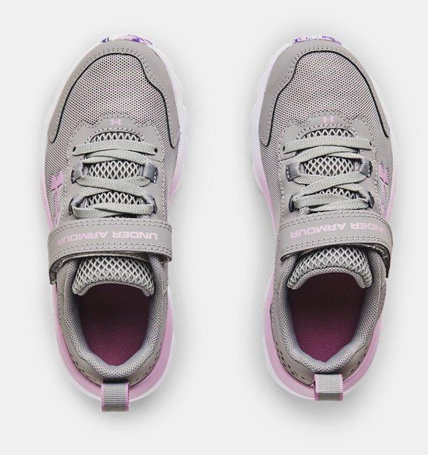 Girls Pre-School UA Assert 9 AC Running Shoes