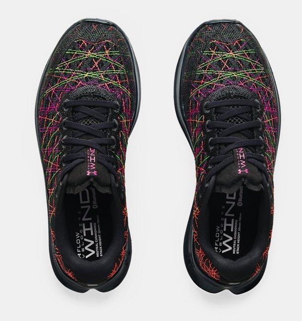 Womens UA Flow Velociti Wind Prizm Running Shoes