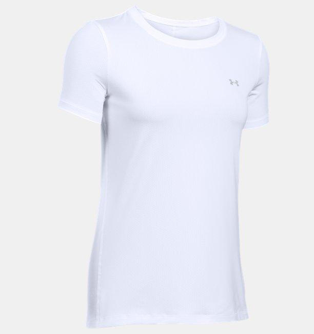 Camiseta UA HeatGear® Armour Feminina