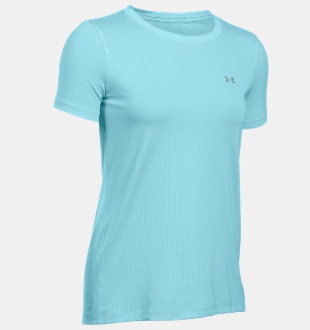 Womens UA HeatGear® Armour Short Sleeve
