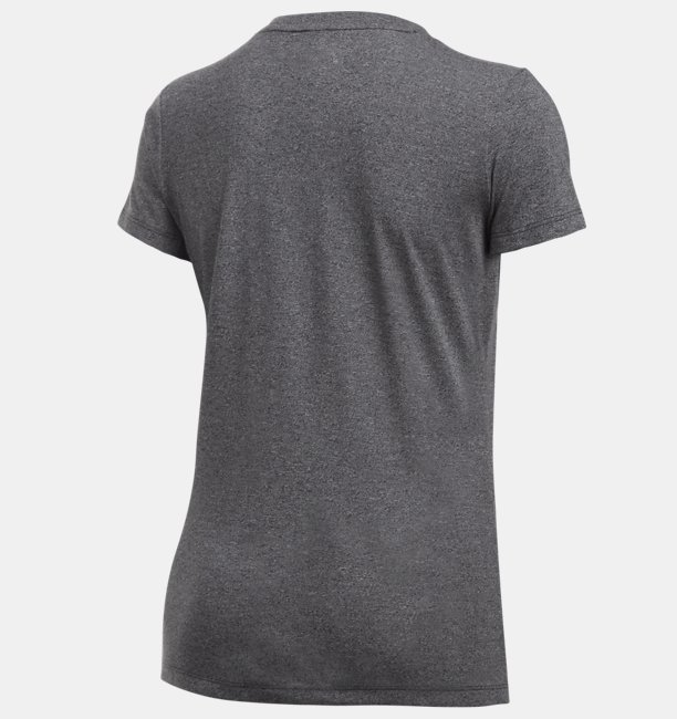 Womens UA Threadborne Twist V-Neck