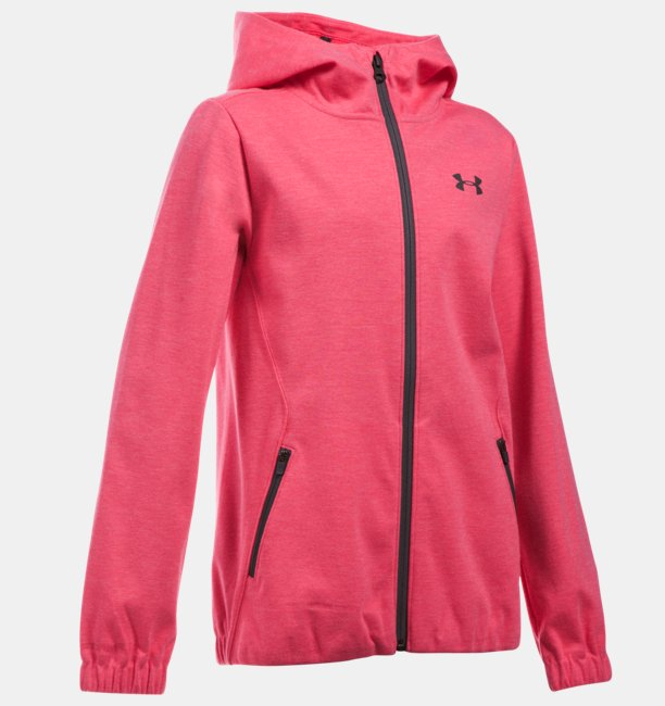 Girls' UA Lightweight Swacket